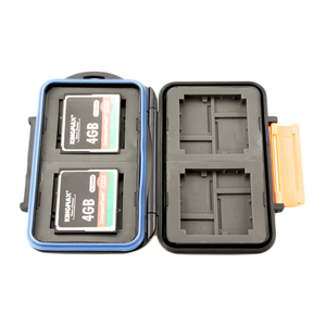 MC-4 Memory Card Case