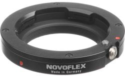 Novoflex Leica M lens to Micro Four Thirds camera adaptor