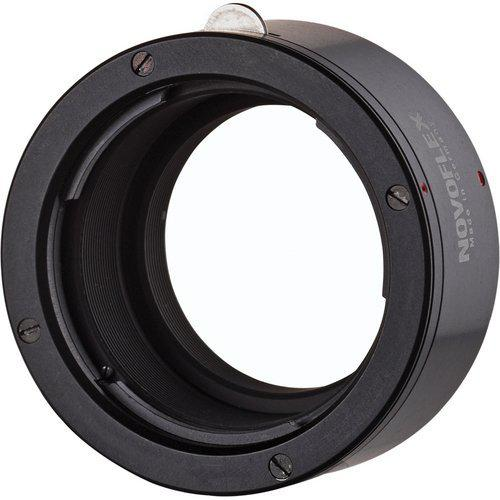 Novoflex Minolta MD lens to Micro Four Thirds camera adaptor