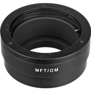 Novoflex Olympus OM lens to Micro Four Thirds camera adaptor